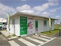 Europcar agency Matoury Shopping Center, car rental in French Guiana