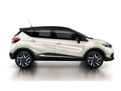 Compact vehicle rental in French Guiana - Renault Captur essence - Europcar Guyane